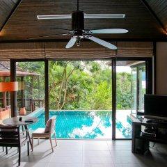 Sri Panwa Phuket Luxury Pool Villa Hotel 5* Вилла с различными типами кроватей фото 41