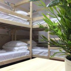 Centeral Hotel & Hostel Кровать в общем номере фото 15