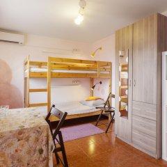 Хостел Олимп Кровать в женском общем номере с двухъярусной кроватью фото 4