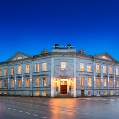 The von Stackelberg Hotel вид на фасад