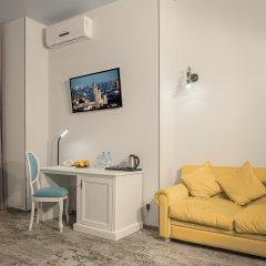 Апарт-Отель Наумов Лубянка Апартаменты Премиум с различными типами кроватей фото 7