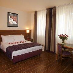 Hotel Galileo Prague 4* Улучшенный номер с различными типами кроватей фото 3