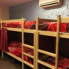 Хостел Аквариум Кровать в общем номере с двухъярусными кроватями фото 18