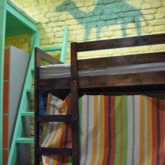 Red House Hostel Кровать в общем номере с двухъярусной кроватью фото 9