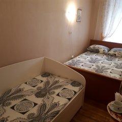 Мини-отель Адванс-Трио Номер с общей ванной комнатой фото 16