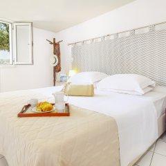 Notos Heights Hotel & Suites 4* Бунгало с различными типами кроватей фото 6