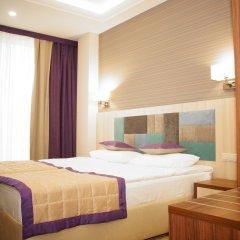 Гостиница ГК Новый Свет Номер Стандарт улучшенный с двуспальной кроватью