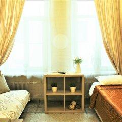Мини-Отель Меланж Номер Комфорт с различными типами кроватей фото 8