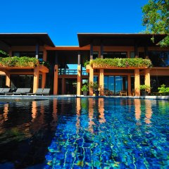 Sri Panwa Phuket Luxury Pool Villa Hotel бассейн фото 11