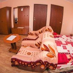 Гостевой дом Елена Стандартный номер с различными типами кроватей фото 9
