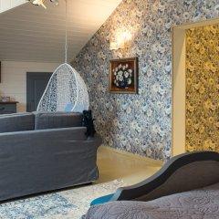 Мини-отель Грандъ Сова Полулюкс с различными типами кроватей фото 3