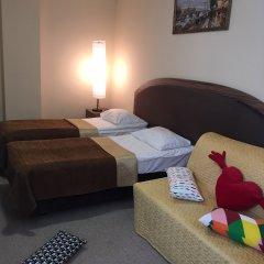 Гостиница Вояж Улучшенный номер с различными типами кроватей фото 15