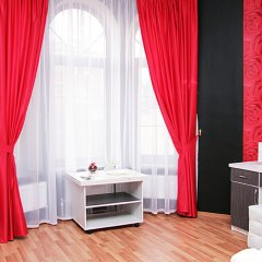 Гостиница Golden Leon Стандартный номер с разными типами кроватей фото 7