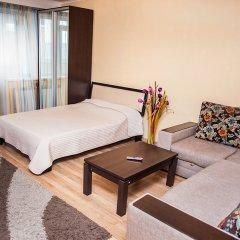Апартаменты Ника комната для гостей фото 4