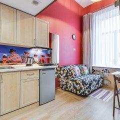 Апартаменты Sokroma Глобус Aparts Студия с различными типами кроватей фото 8