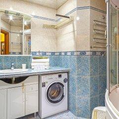Гостиница Lux Большая Тульская 54 в Москве отзывы, цены и фото номеров - забронировать гостиницу Lux Большая Тульская 54 онлайн Москва ванная