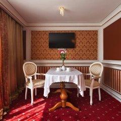 Гостиница Москвич 2* Студия разные типы кроватей фото 3