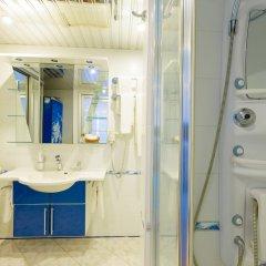 Гостиница Белый Грифон Стандартный номер с различными типами кроватей фото 15