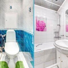 Апартаменты Domumetro na Варшавском шоссе 152к3 ванная фото 2