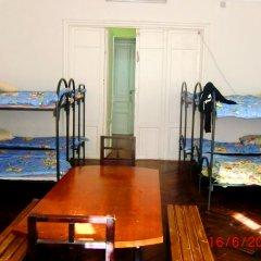 Hostel na Mokhovoy Кровать в общем номере с двухъярусной кроватью фото 2