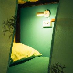 Хостел Найс Рязань Кровать в женском общем номере с двухъярусной кроватью фото 3