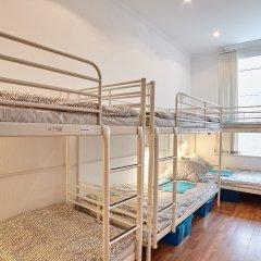 Хостел Абрикос Кровать в женском общем номере с двухъярусными кроватями фото 2