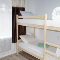 Гостиница Oh My Kant on Olshtynskaya Кровать в общем номере с двухъярусными кроватями фото 6