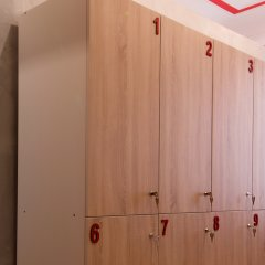 Хостел Джедай Кровать в общем номере с двухъярусной кроватью фото 6