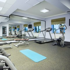 Гостиница Милан фитнесс-зал фото 4