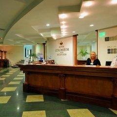 Отель COLOSSEUM интерьер отеля