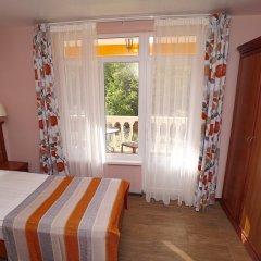 Парк-отель ДжазЛоо 3* Стандартный номер с двуспальной кроватью фото 6