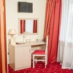 Гостиница AMAKS Центральная Номер Бизнес разные типы кроватей фото 2