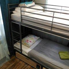 Хостел Кислород O2 Home Кровать в общем номере фото 17