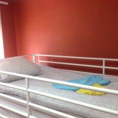 Гостиница Вернисаж Номер Эконом с разными типами кроватей (общая ванная комната) фото 23