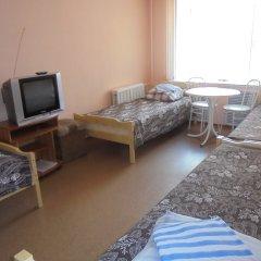 Гостиница Общежитие Карелреспотребсоюза Кровать в общем номере с двухъярусной кроватью фото 6