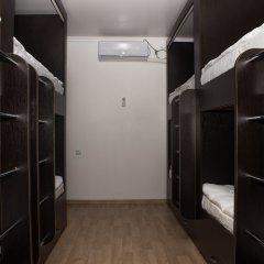 Хостел Найс Алматы Кровать в общем номере фото 7