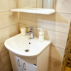 Гостиница 5-я студия Химки Мега в Химках отзывы, цены и фото номеров - забронировать гостиницу 5-я студия Химки Мега онлайн ванная