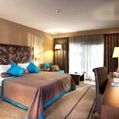 Отель Marti Myra - All Inclusive 5* Номер Делюкс с различными типами кроватей