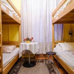 Мини-Отель Provans на Тверской Кровать в женском общем номере двухъярусные кровати фото 3