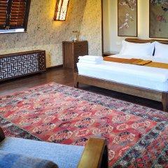 Гостевой Дом Семь Морей Номер Делюкс с различными типами кроватей фото 36