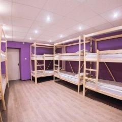 Хостел ULA Кровать в общем номере с двухъярусной кроватью фото 4