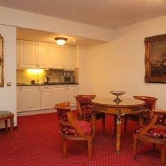 St. George Residence All Suite Hotel Deluxe 5* Стандартный номер с различными типами кроватей фото 4