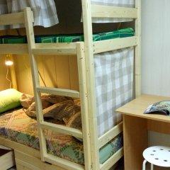 Хостел на Гуртьева Кровать в женском общем номере с двухъярусной кроватью фото 3