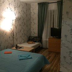 Гостевой дом Невский 6 Улучшенный номер разные типы кроватей фото 8