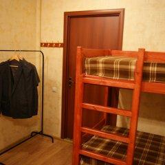 Хостел Благовест на Тульской Кровать в мужском общем номере двухъярусные кровати фото 3
