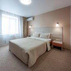 Гостиница Аврора 3* Стандартный номер с разными типами кроватей фото 3