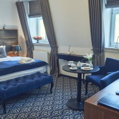 Отель Imperial Польша, Краков - отзывы, цены и фото номеров - забронировать отель Imperial онлайн комната для гостей фото 5