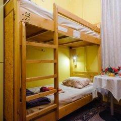 Мини-Отель Provans на Тверской Кровать в женском общем номере двухъярусные кровати фото 2