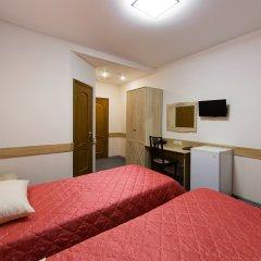 Мини-Отель Новотех Стандартный номер с различными типами кроватей фото 24