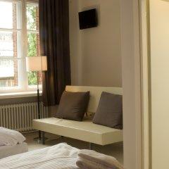 Отель Plus Berlin Стандартный номер с различными типами кроватей